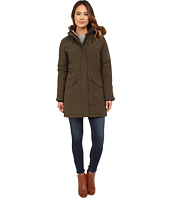 Cole Haan - Down Parka with Sherpa Faux Fur Hood Lining