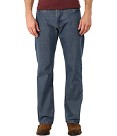 IZOD - Relaxed Fit Straight Leg Jeans in Blue Dock