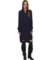 See by Chloe - Viscose Long Sleeve Dress