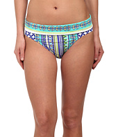 Bleu Rod Beattie - Baja Bohemian Banded Hipster Bikini Bottom