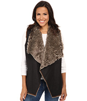 Velvet by Graham & Spencer - Campbell03 Faux Fur Vest