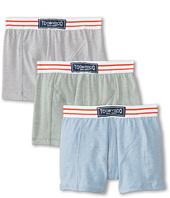Toobydoo - Bronx Gym Club 3-Pack Underwear Set (Infant/Toddler/Little Kids/Big Kids)