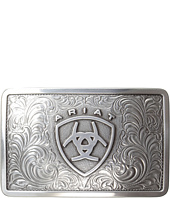 Ariat - Rectangle Filagree Shield Buckle