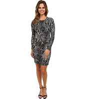 Karen Kane - Snake Print Sheath Dress