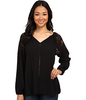 Karen Kane - Lace Shoulder Top