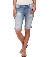 Mavi Jeans - Karly Shorts in Shaded Ripped Nolita