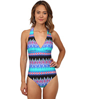 La Blanca - Sandbar Multi Strap Cross-Back Mio One-Piece