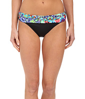 La Blanca - Barbados Shirred Band Hipster Bottoms