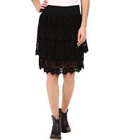 Stetson - 3 Tier Lace Skirt
