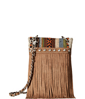 M&F Western - Saddle Blanket Fringe Crossbody