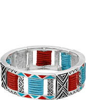 M&F Western - Tribal Double Strand Stretch Bracelet