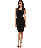 Nicole Miller - Lalinda Structured Jersey Dress