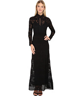 M Missoni - Solid Rib Stitch Long Dress
