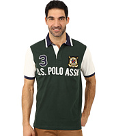 U.S. POLO ASSN. - Color Block U.S. Polo Assn. Polo