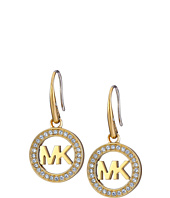 Michael Kors - Logo Drop Earrings
