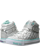 SKECHERS KIDS - Twinkle Toes - Shuffles (Little Kid/Big Kid)