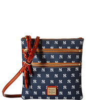 Dooney & Bourke - MLB Triple Zip Crossbody
