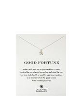 Dogeared - Good Fortune Fortune Cookie Reminder Necklace