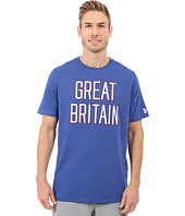 Under Armour - Great Britain Country Pride Tri-Blend Short Sleeve Tee