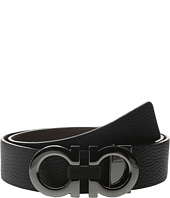 Salvatore Ferragamo - Reversible/Adjustable Belt - 678783