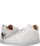 MM6 Maison Margiela - Metallic Crackle Low Top Sneaker