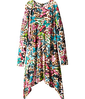 Roberto Cavalli Kids - Jersey Dress Butterfly Print (Big Kids)