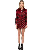 RED VALENTINO - Abito Long Sleeve Dress
