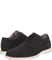 Sperry - Gold Bellingham Long Wingtip Nubuck w/ ASV
