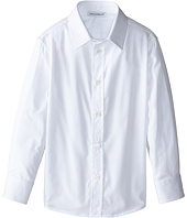 Dolce & Gabbana Kids - Poplin Cotton Button Up (Toddler/Little Kids)