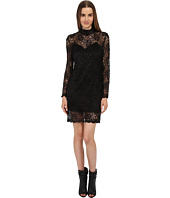 The Kooples - Laminated Lace Dress