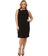 Mynt 1792 - Plus Size Moto Dress