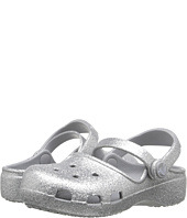 Crocs Kids - Karin Sparkle Clog (Toddler/ Little Kid)