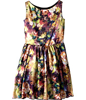 fiveloaves twofish - Painted Lady Dress (Little Kids/Big Kids)
