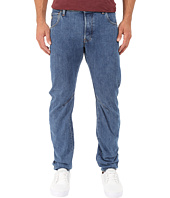G-Star - Arc Slim Fit Jeans in Tunnel Denim Medium Aged