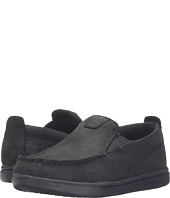 Timberland Kids - Groveton Fabric and Leather Slip-On (Toddler/Little Kid)