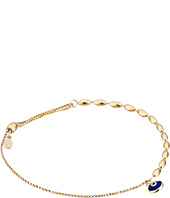 Alex and Ani - Evil Eye Fancy Bead Pull Chain Bracelet