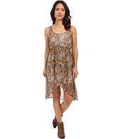 Roper - 0223 Leopard Print Chiffon Dress