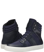 The Kooples - Sport Leather and Nylon Sneaker