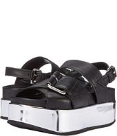 McQ - Catch Wedge Sandal