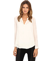 Velvet by Graham & Spencer - Emmaline Long Sleeve Blouse