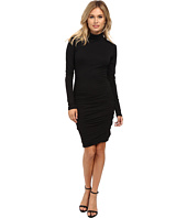 Velvet by Graham & Spencer - Pietro Long Sleeve Mock Neck Dress