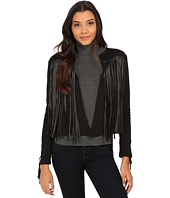Velvet by Graham & Spencer - Tiffany Fringe Jacket