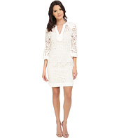 Hale Bob - Thrills and Frills Embroidered Mesh Dress