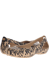 Crocs - Kadee Animal Print Flat