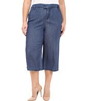 NYDJ Plus Size - Plus Size Denim Culotte Pants in Denim