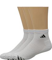 adidas - Cushion 3-Pack Quarter Socks