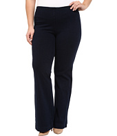Lysse - Plus Size Denim Trousers in Indigo