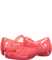 Crocs Kids - Isabella Jelly Flat PS (Toddler/Little Kid)