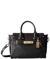 COACH - Pebbled Leather Coach Swagger 27