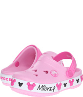 Crocs Kids - Crocband Mickey IV Clog (Toddler/Little Kid)